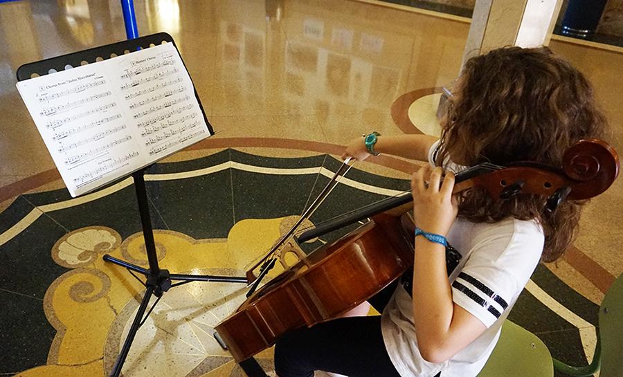 LA SALLE MUSICA