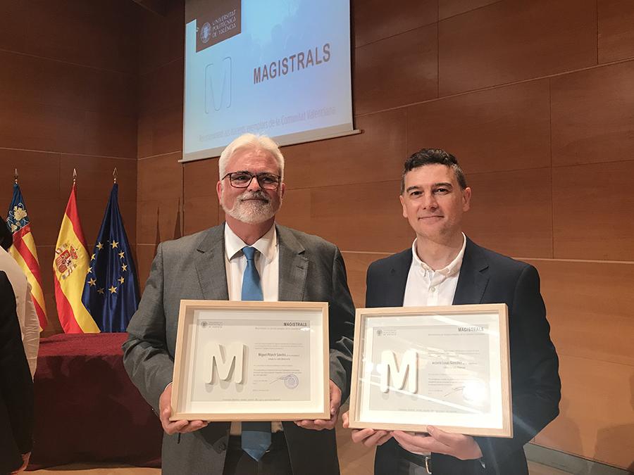 Profesores Comunidad Valenciana