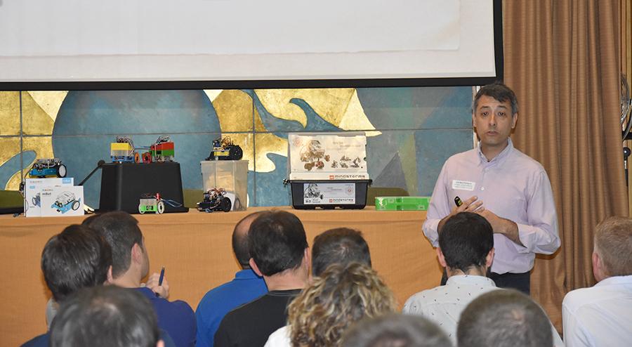 ponencia robotica educativa