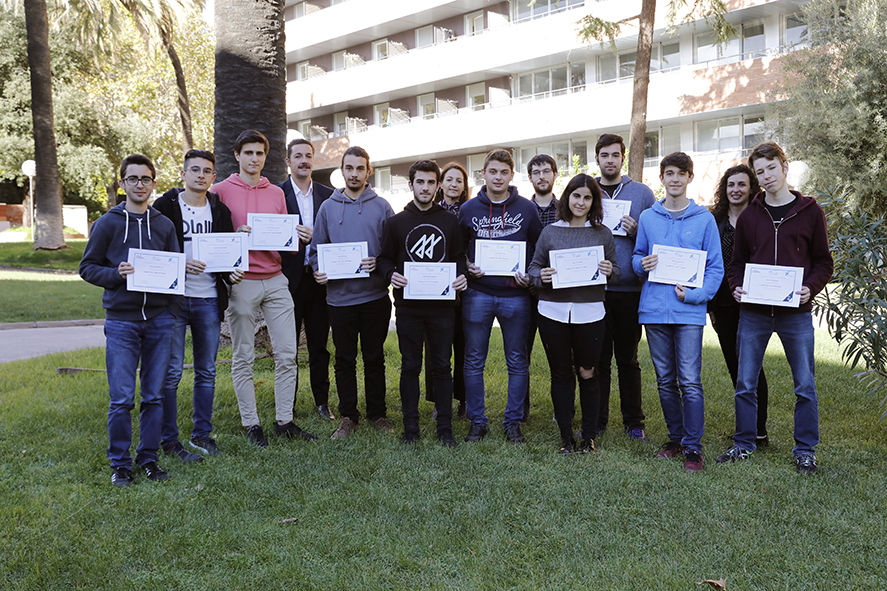 Participants Talent i noves tecnologies