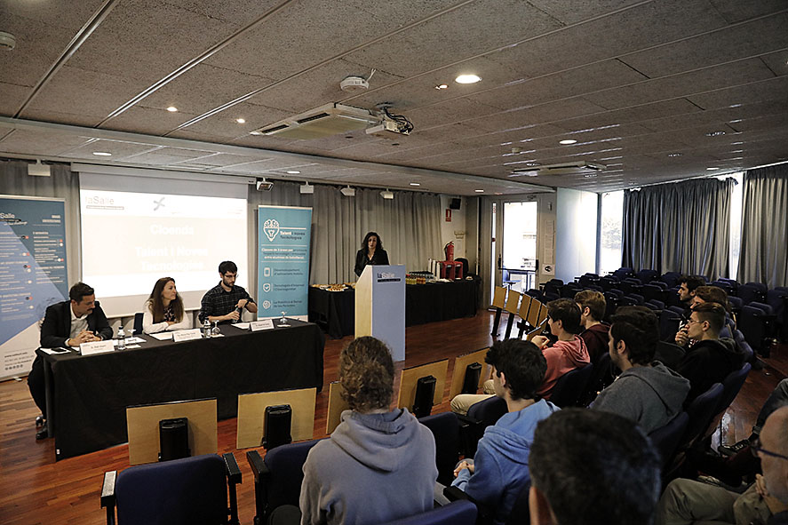 Talent i noves tecnologies clausura 1